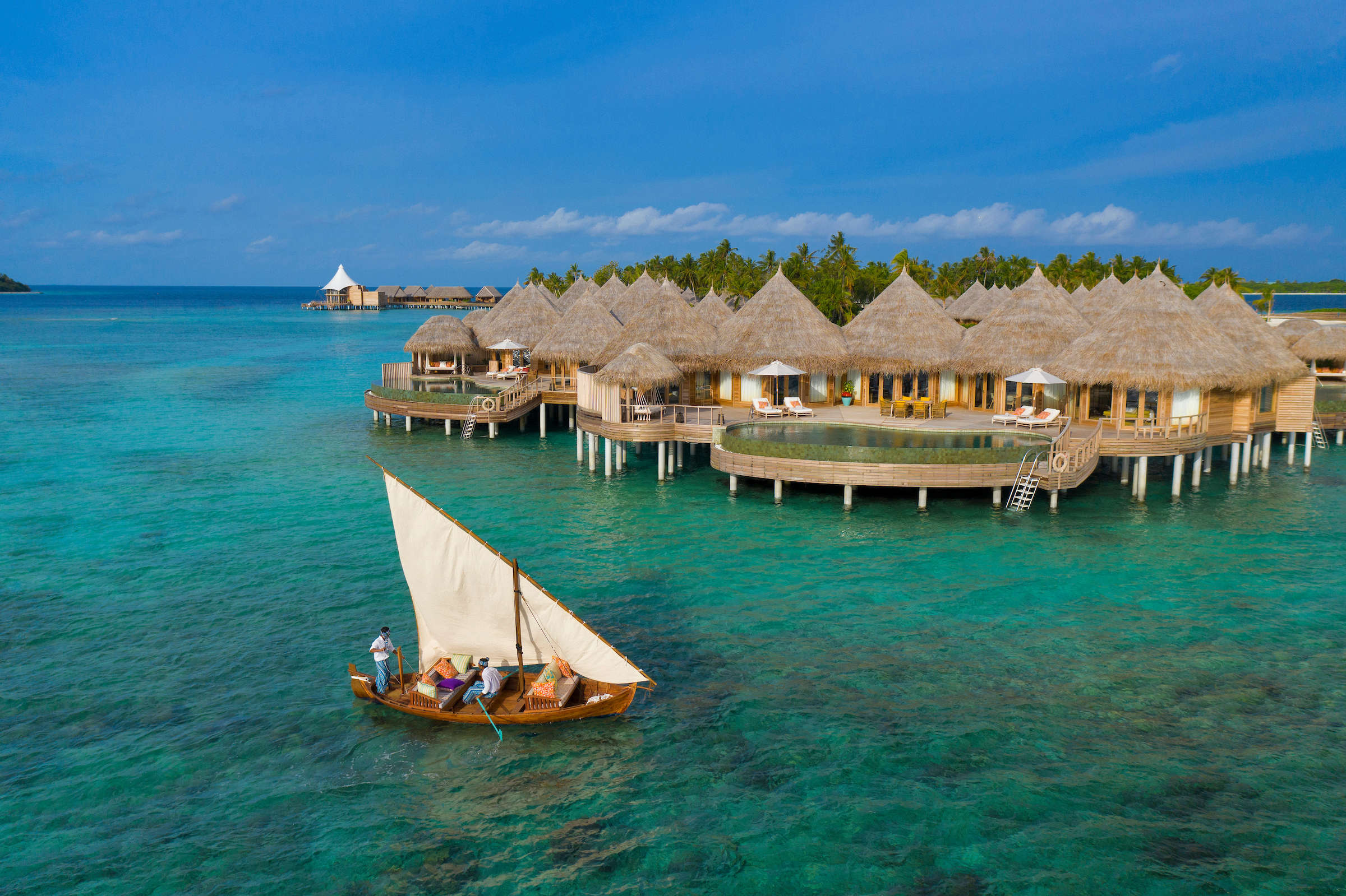 The Nautilus Maldives adds skydiving to its adventure experiences