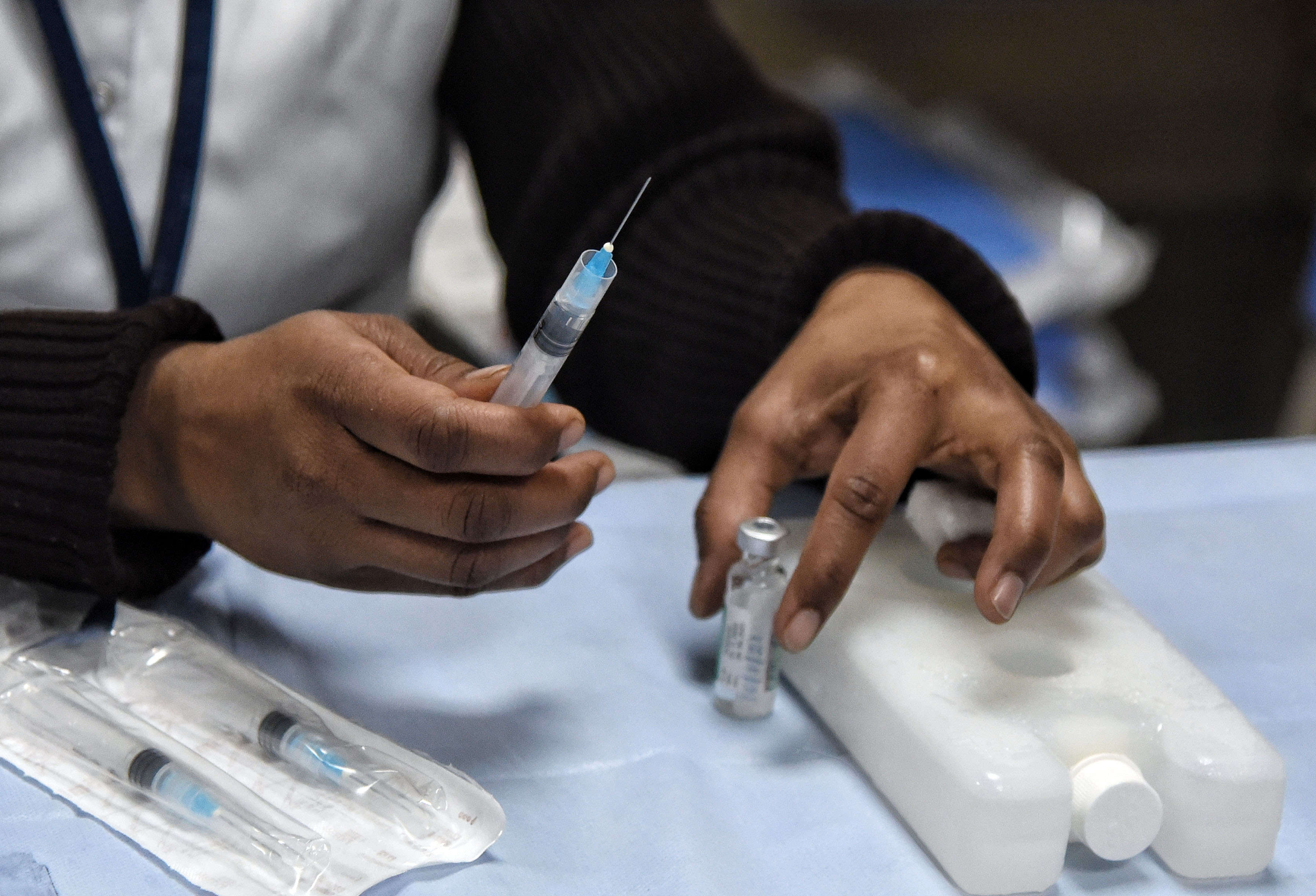 Vaccine wastage area of concern for government: National health authority CEO