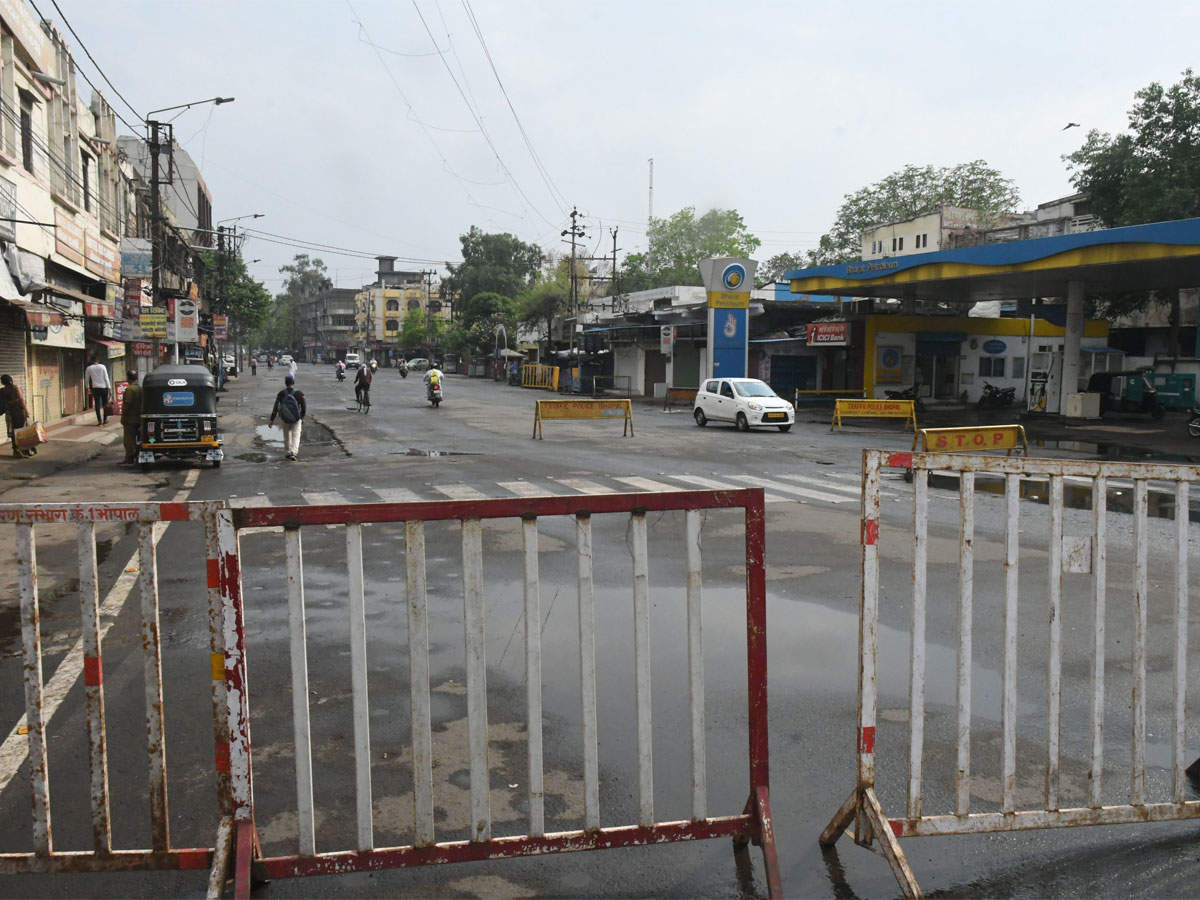 Deserted streets raise alarm over India's fuel demand recovery