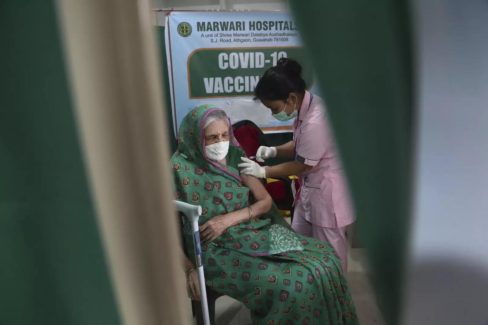 India administers 10.85 cr Covid-19 vaccine doses so far