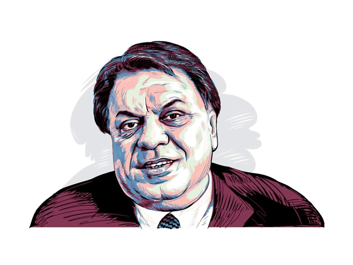 Anil Kapoor (illustration de Varani Sahu)