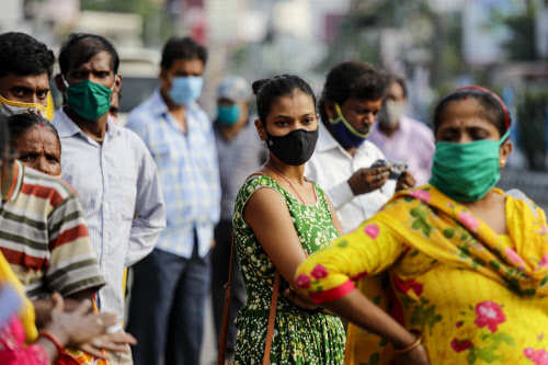 Odisha reports record 2,267 new Covid-19 cases, 3 more fatalities