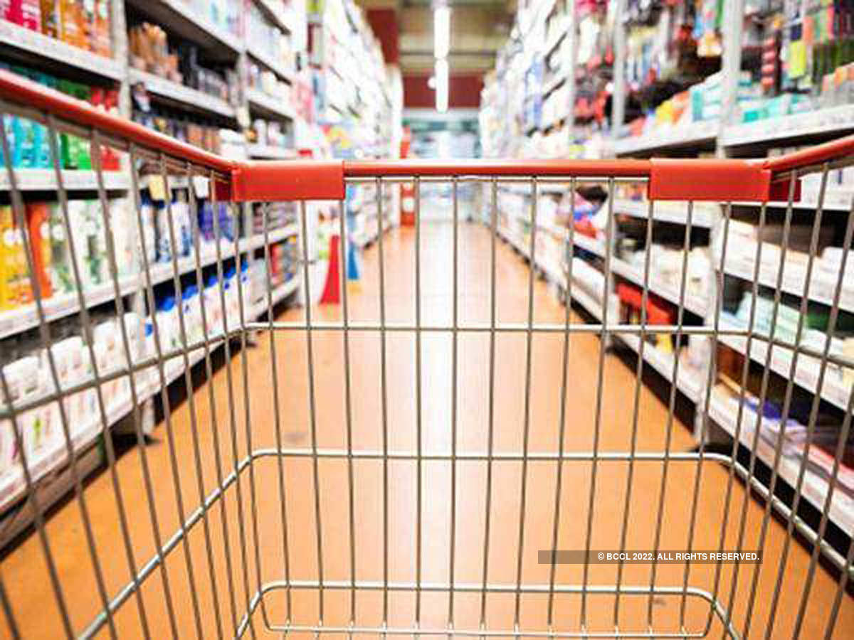 Essential food items fly off retail shelves