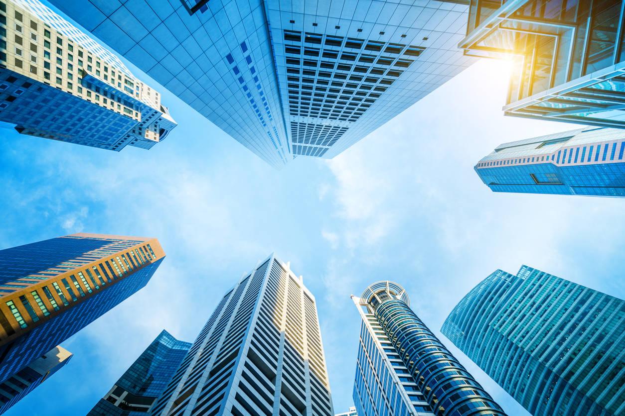 Office leasing in seven cities falls 48% in Jan-Mar: Report – ET RealEstate