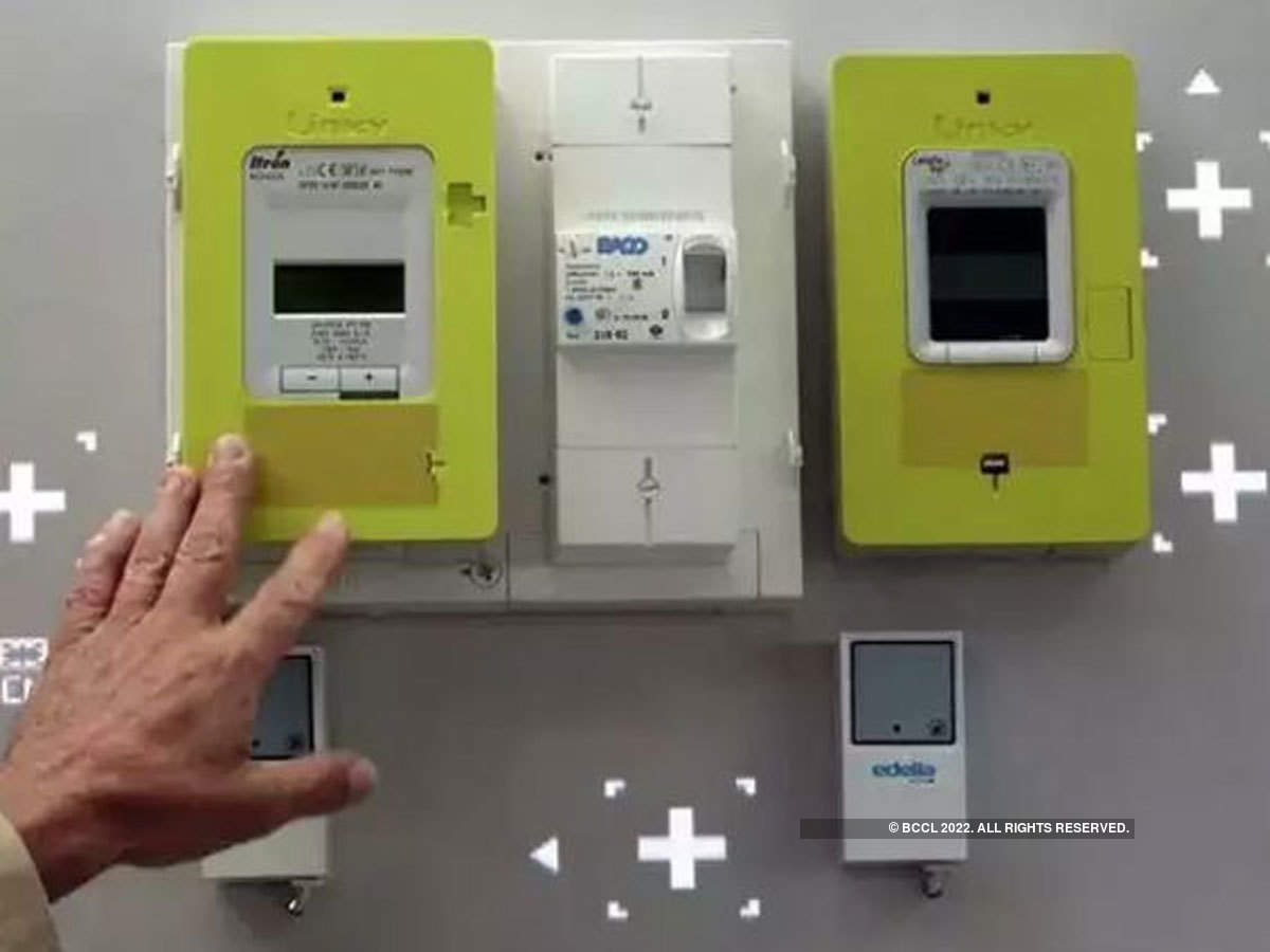 EDF completes installation of 1 lakh smart meters in India