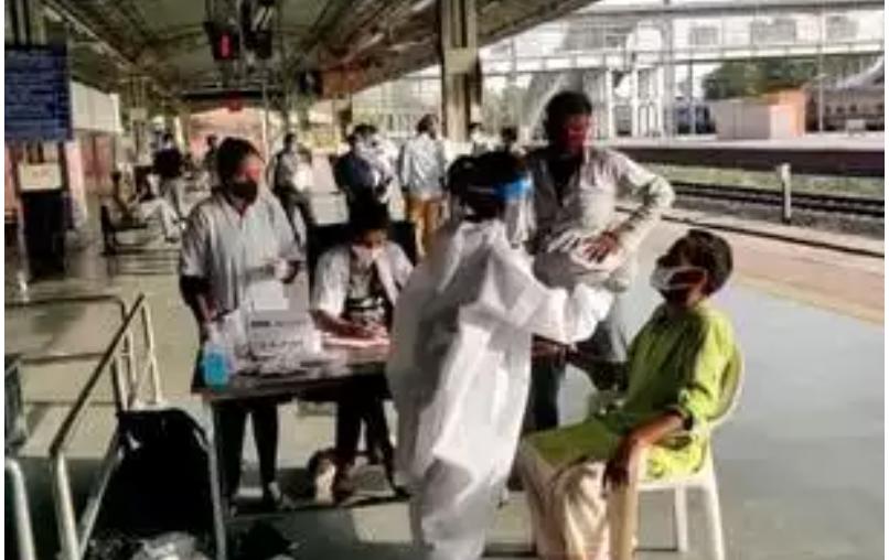 Ahmedabad Day 1: 11% of Kumbh returnees test +ve