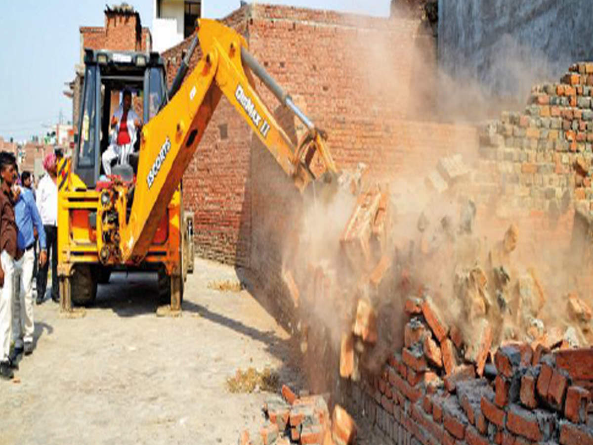 Gurugram: Farmhouses being built without nod to be demolished this week – ET RealEstate