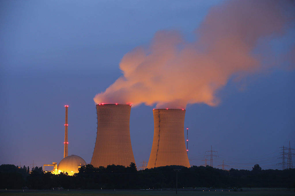 Also roaring back from pandemic: Global warming emissions