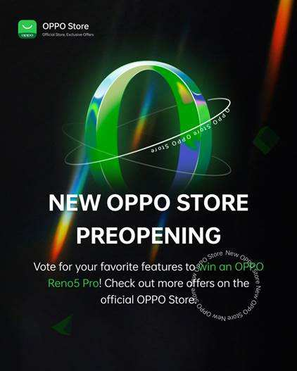 Offline-heavy Oppo to launch online store on May 7 in India