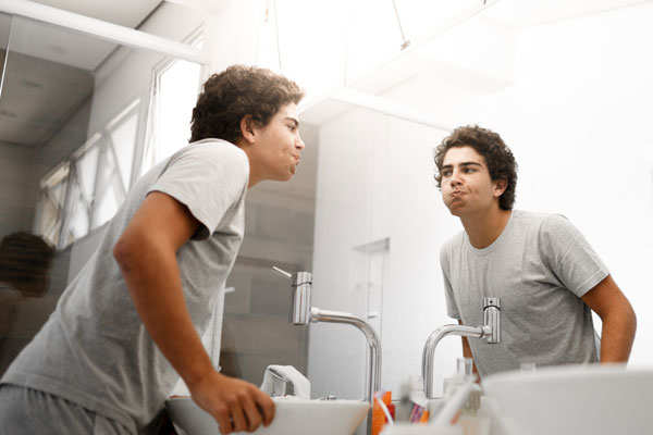 Simple oral hygiene could help reduce Covid-19 severity, study finds