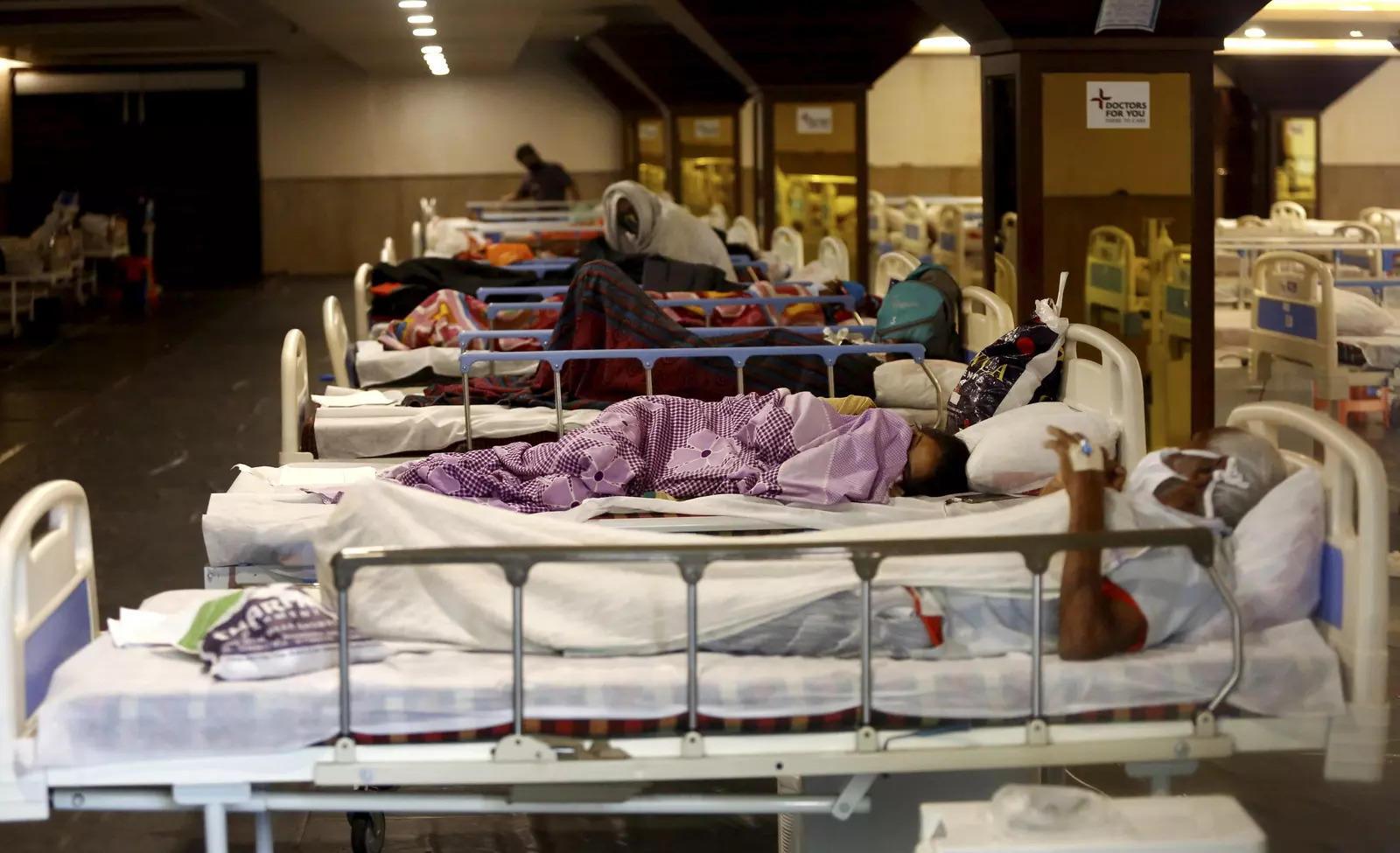 सरकार ने कोविद -19 रोगियों के प्रबंधन के लिए नैदानिक मार्गदर्शन को अद्यतन किया – ईटी हेल्थवर्ल्ड