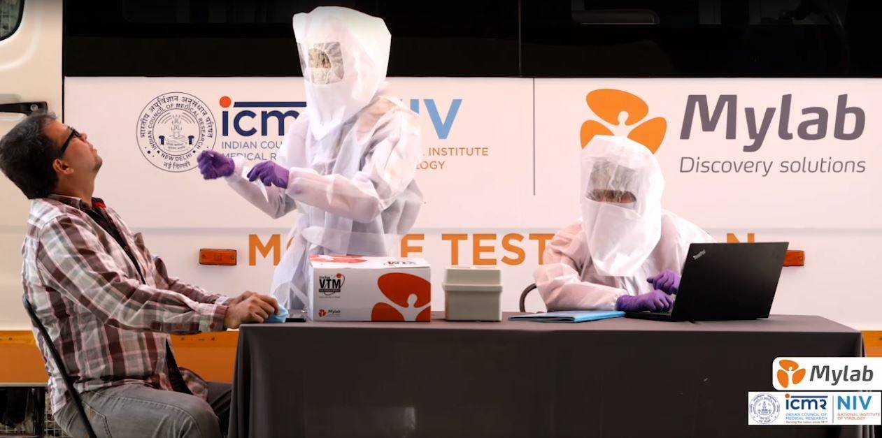 Mylab rolls out fleet of RT-PCR testing mobile labs