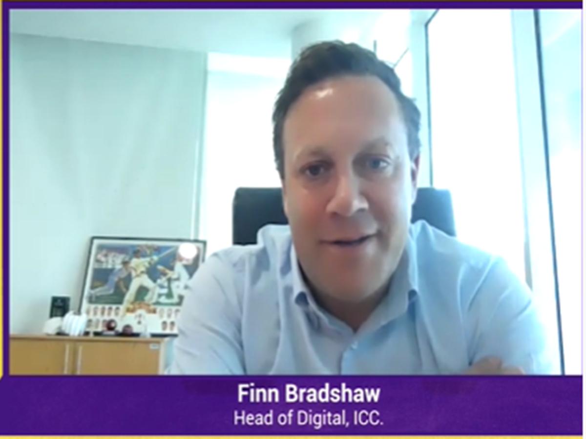 BE Cafe avec Finn Bradshaw, responsable du numérique, ICC