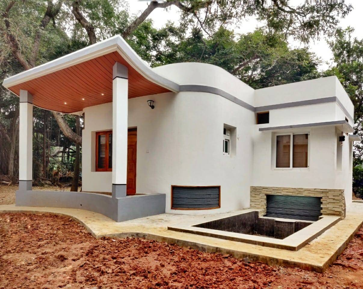 India's first 3D printed house inaugurated at IIT-Madras – ET RealEstate
