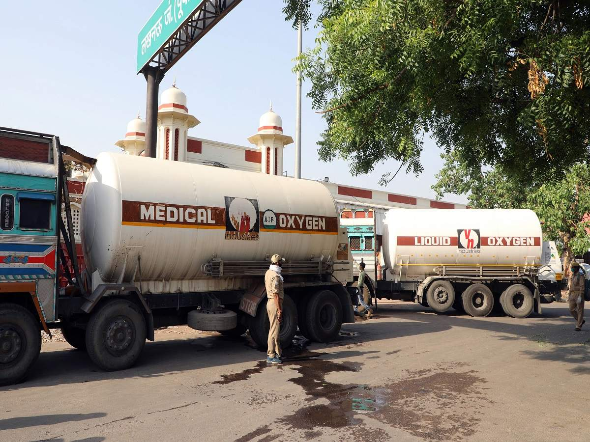 Indian Oil diverting its LNG tankers for transportation of liquid medical oxygen to states