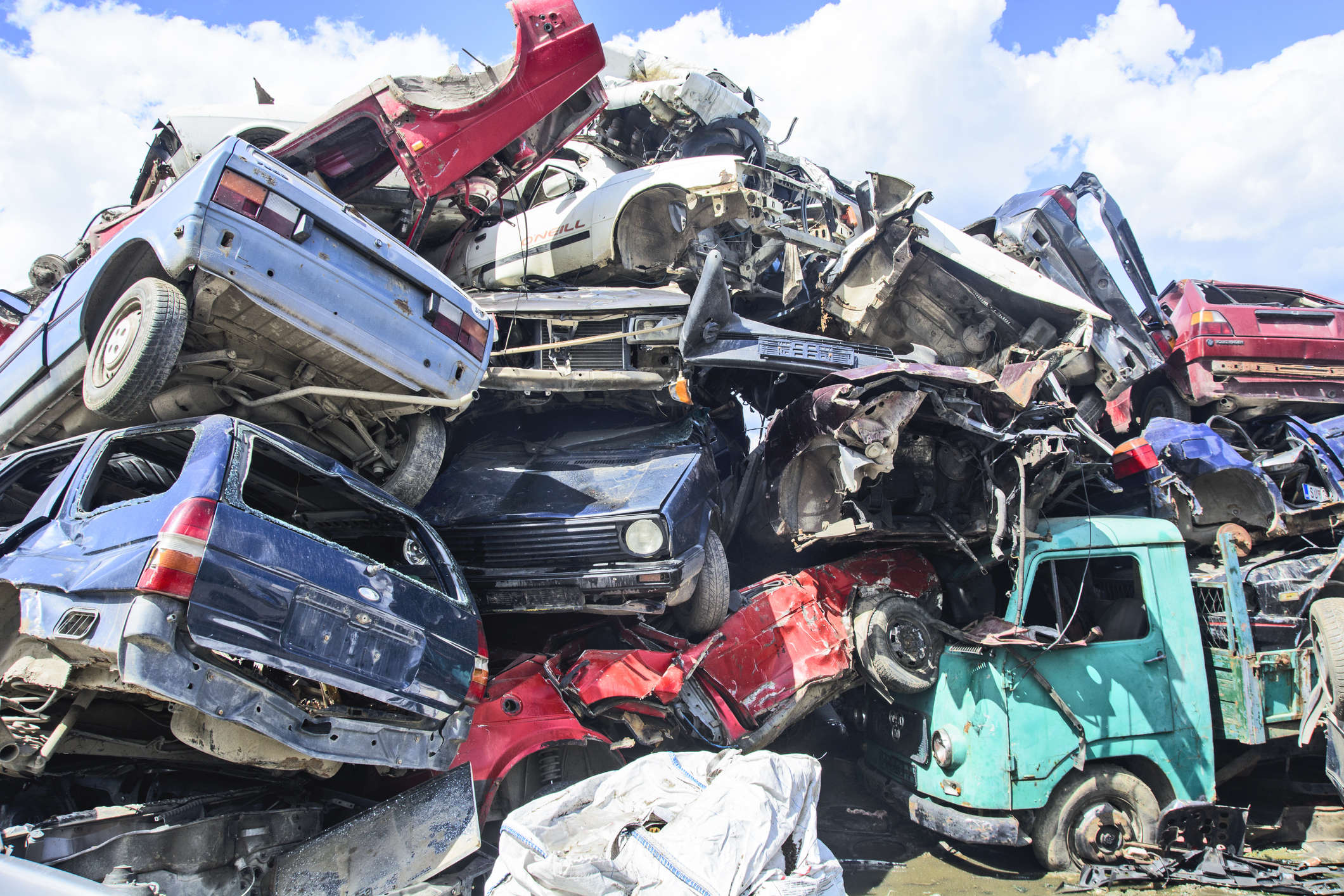 Currently, ~0.5 lakh trucks are scrapped each year, a number corroborated via industry interactions.