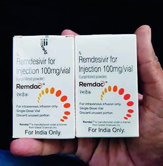 India looking to buy remdesevir from Egypt, UAE