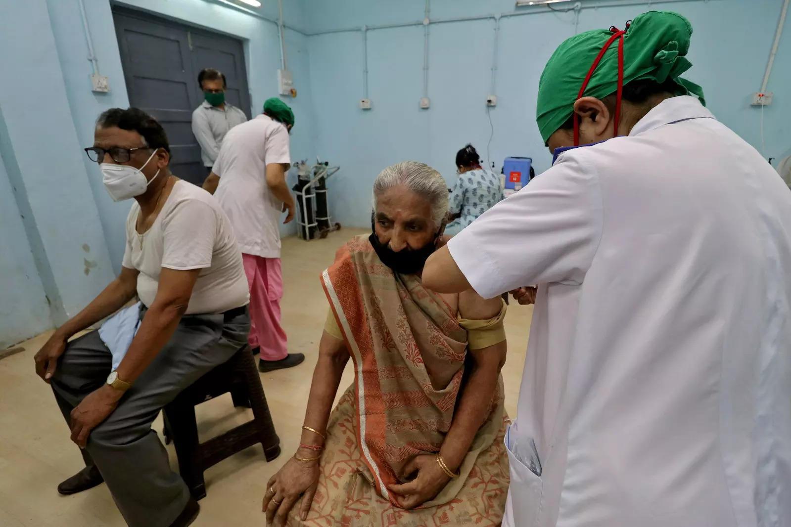 Total Covid-19 vaccination across India crosses 15 crore mark
