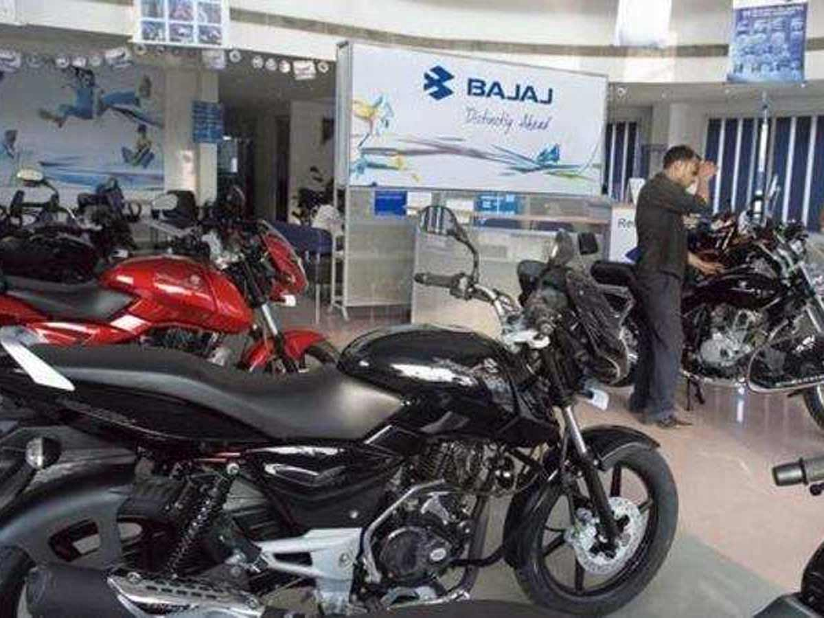 The company's Ebidta margin stood at 19% in Q4 FY20. Bajaj Auto sold over a million two-wheelers in the March quarter alone, recording a growth of 23% YoY.