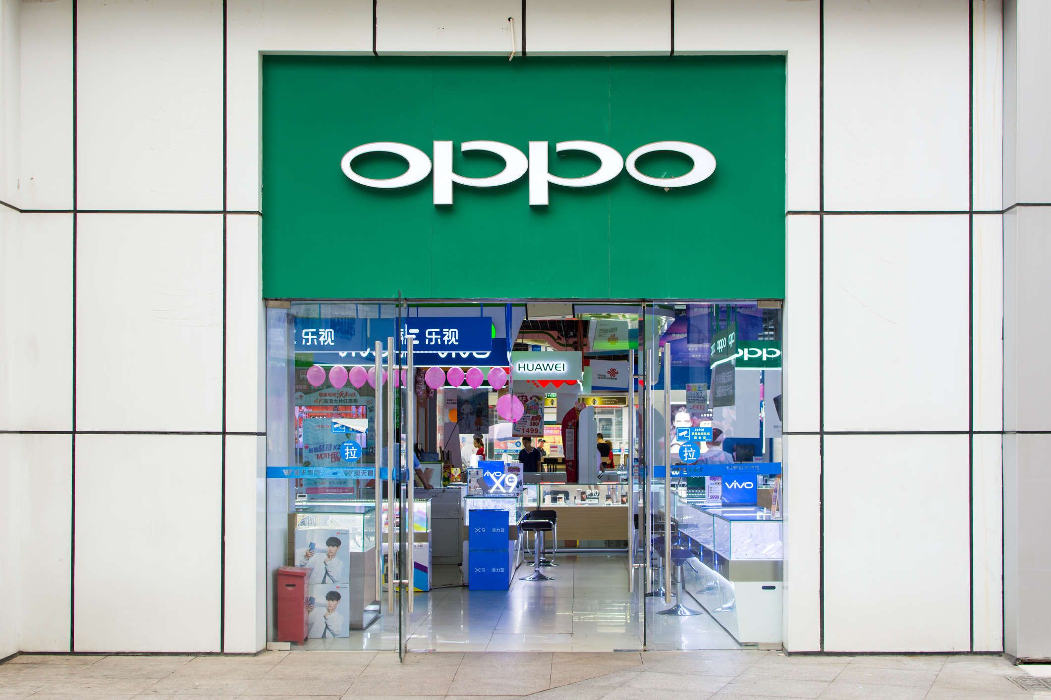 Oppo expands Latin America biz by entering into Chilean, Columbian markets