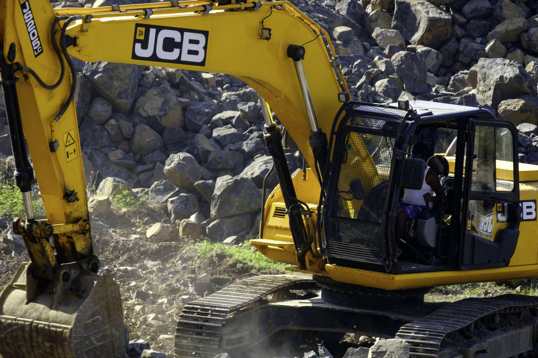 JCB India manufactures over 60 products in nine product categories, and also exports to over 110 countries.
