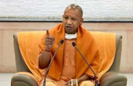 CM Yogi Adityanath announces accident & health insurance cover for labourers in Uttar Pradesh