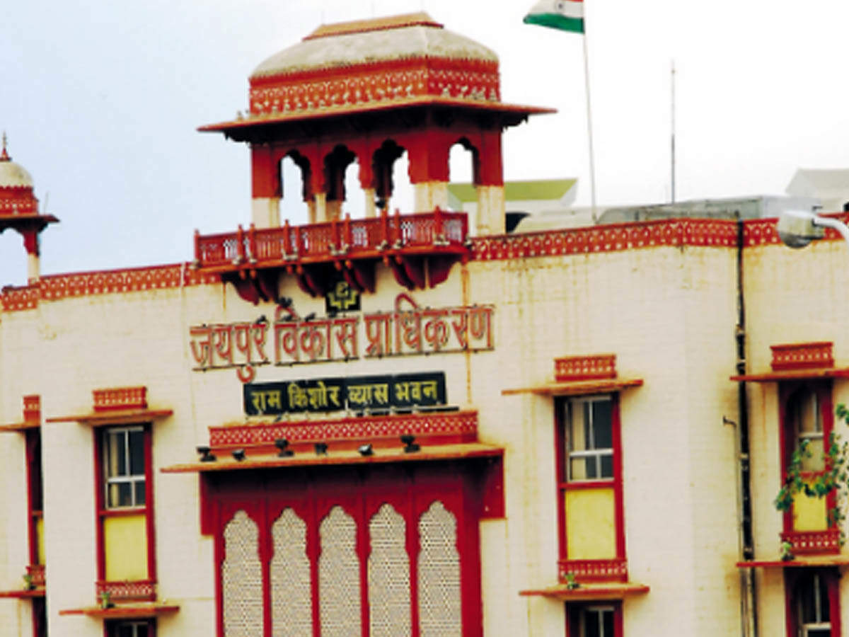Show-cause notices to 12 Jaipur development body officials for pending online work