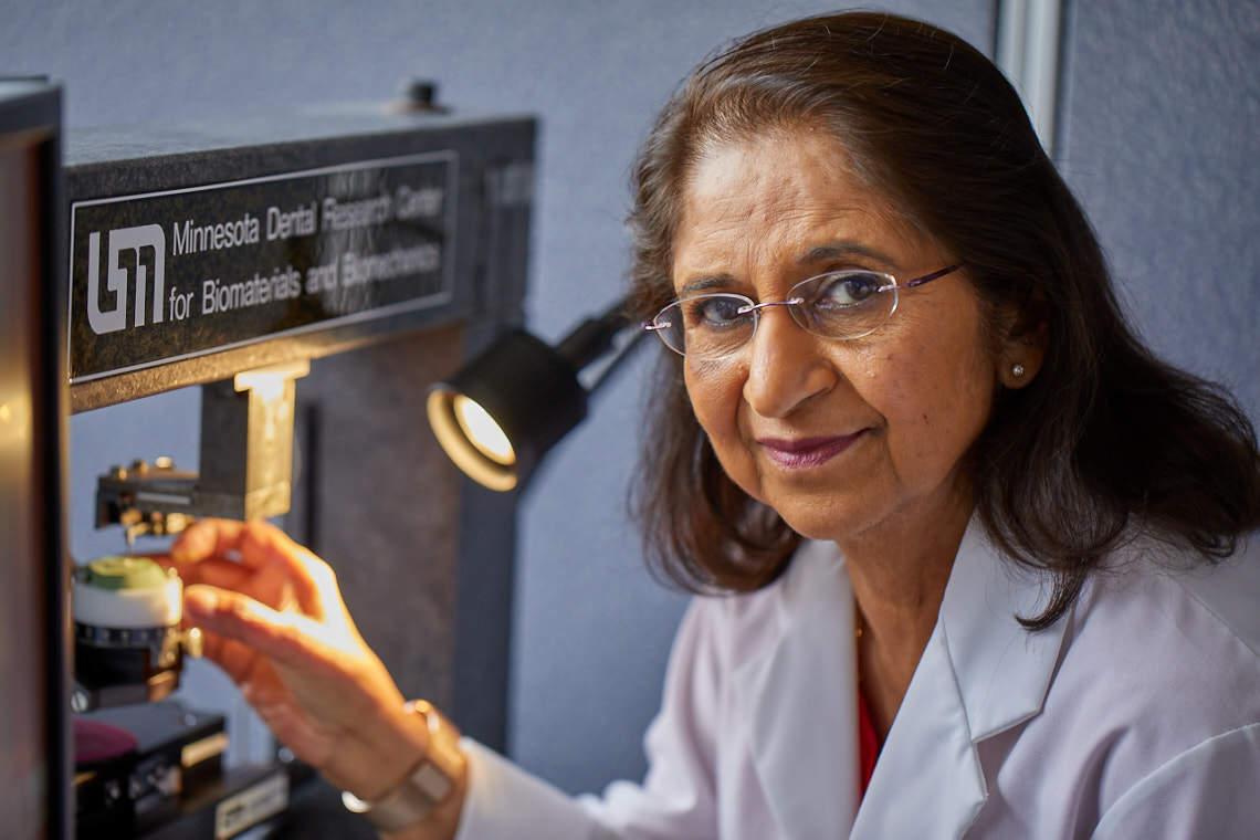 European Inventor Award nominates Sumita Mitra as a finalist in the Non-EPO countries