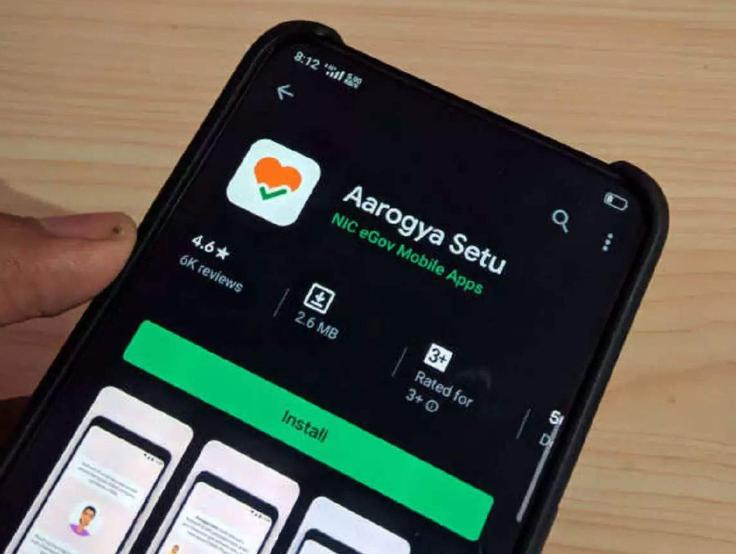 Aarogya Setu app to display vaccine status soon