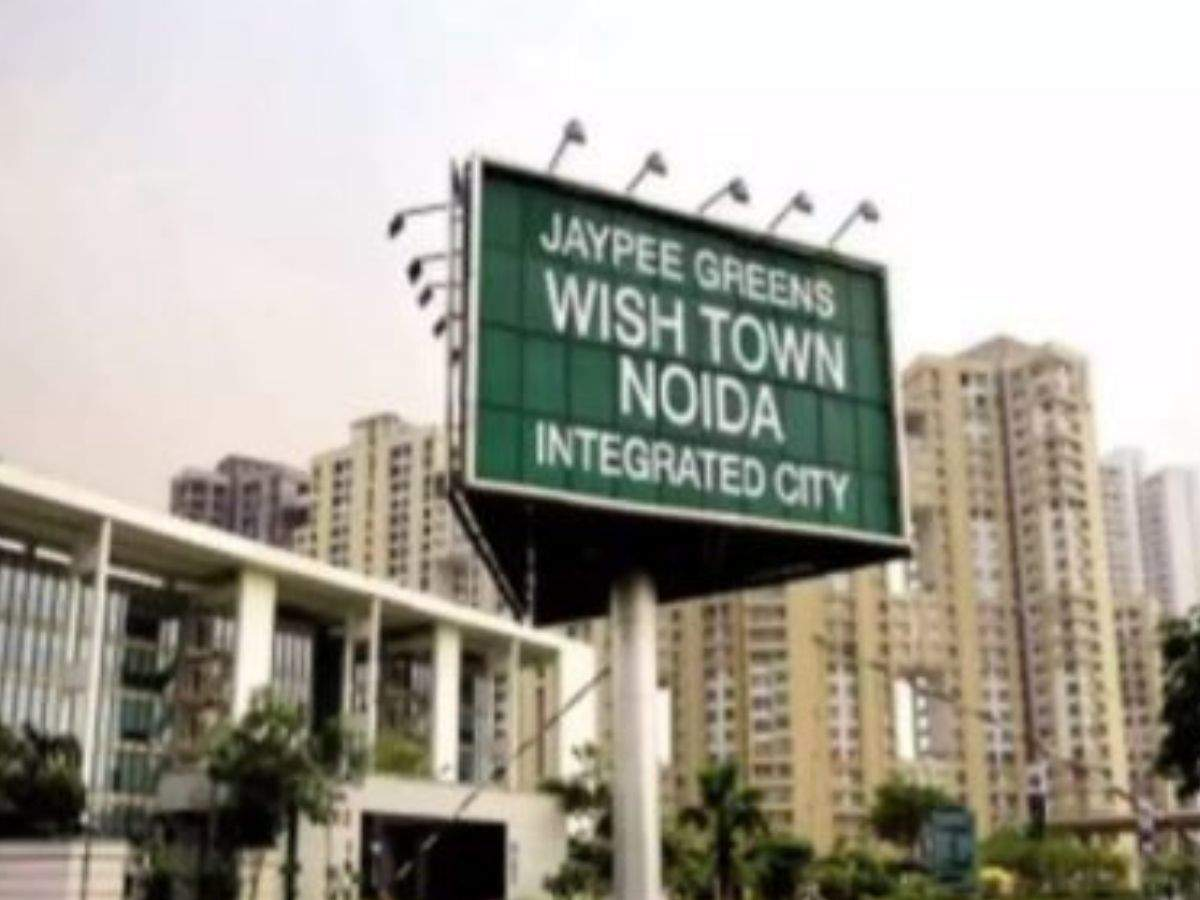 Noida: IRP to seek 30-day extension from SC for Jaypee Wish Town proposals – ET RealEstate
