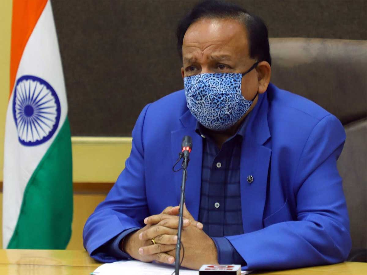 Over 9 lakh patients on oxygen support across India, 1.7 lakh on ventilator: Harsh Vardhan