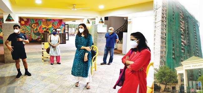 Pune: Court orders Clover Builders to raze two 22-storey buildings in Kondhwa
