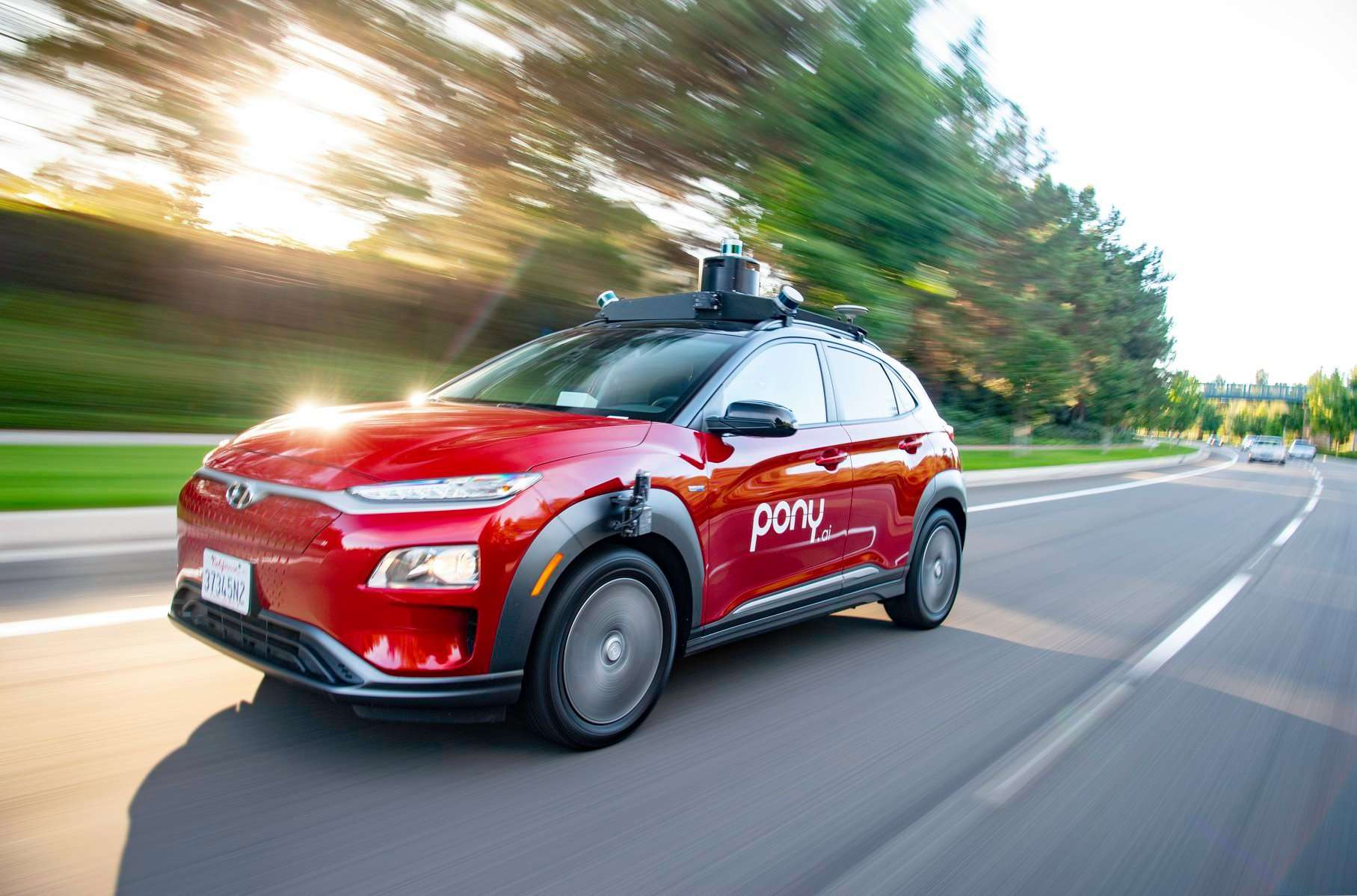 Pony.ai has Robotaxi services in Guangzhou, Shanghai, Beijing, and Irvine and Fremont in California with a fleet of about 200 autonomous vehicles. Late last year, the startup raised $267 million at a valuation of $5.3 billion.