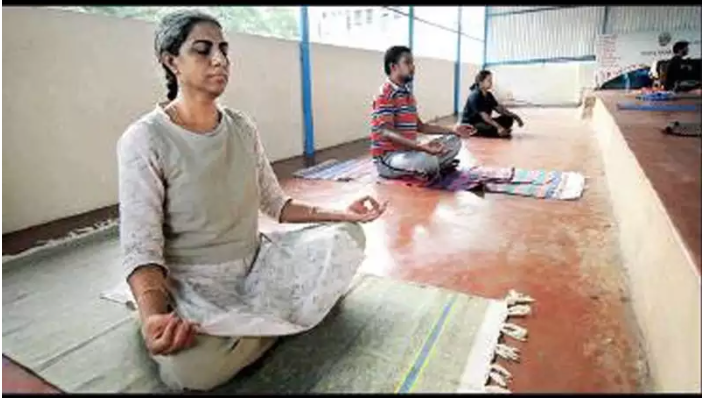 We need to create the right eco system for yoga: Subodh Tiwari