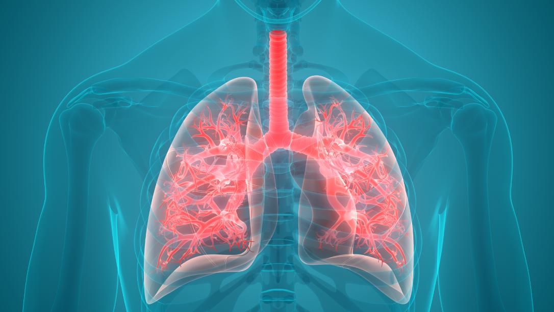 New study links sense of smell with pneumonia