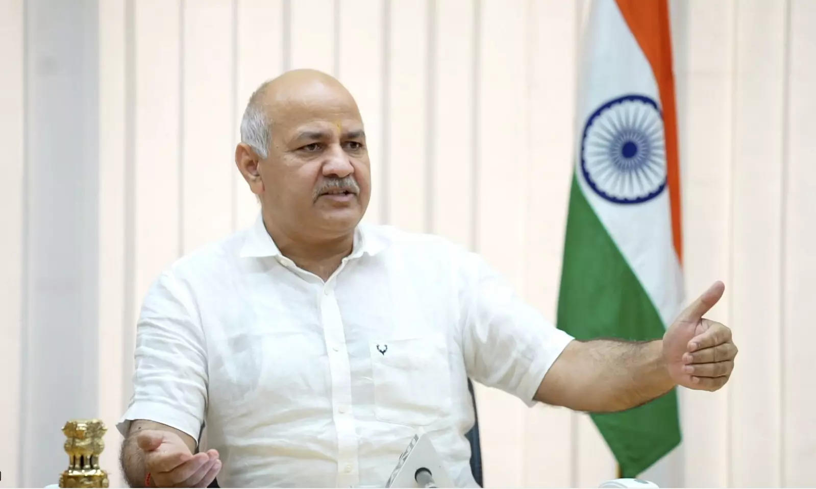 Bharat Biotech says can't provide additional Covaxin doses to Delhi: Manish Sisodia
