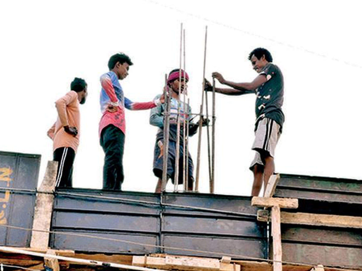 Construction workers in Punjab: Punjab government to give Rs 3,000 to all registered construction workers, Real Estate News, ET RealEstate