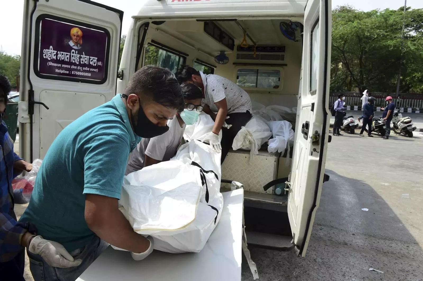 गोवा: अस्पताल में ऑक्सीजन की कमी का दावा 13 और;  4 दिनों में 75 लोगों की मौत – ET HealthWorld
