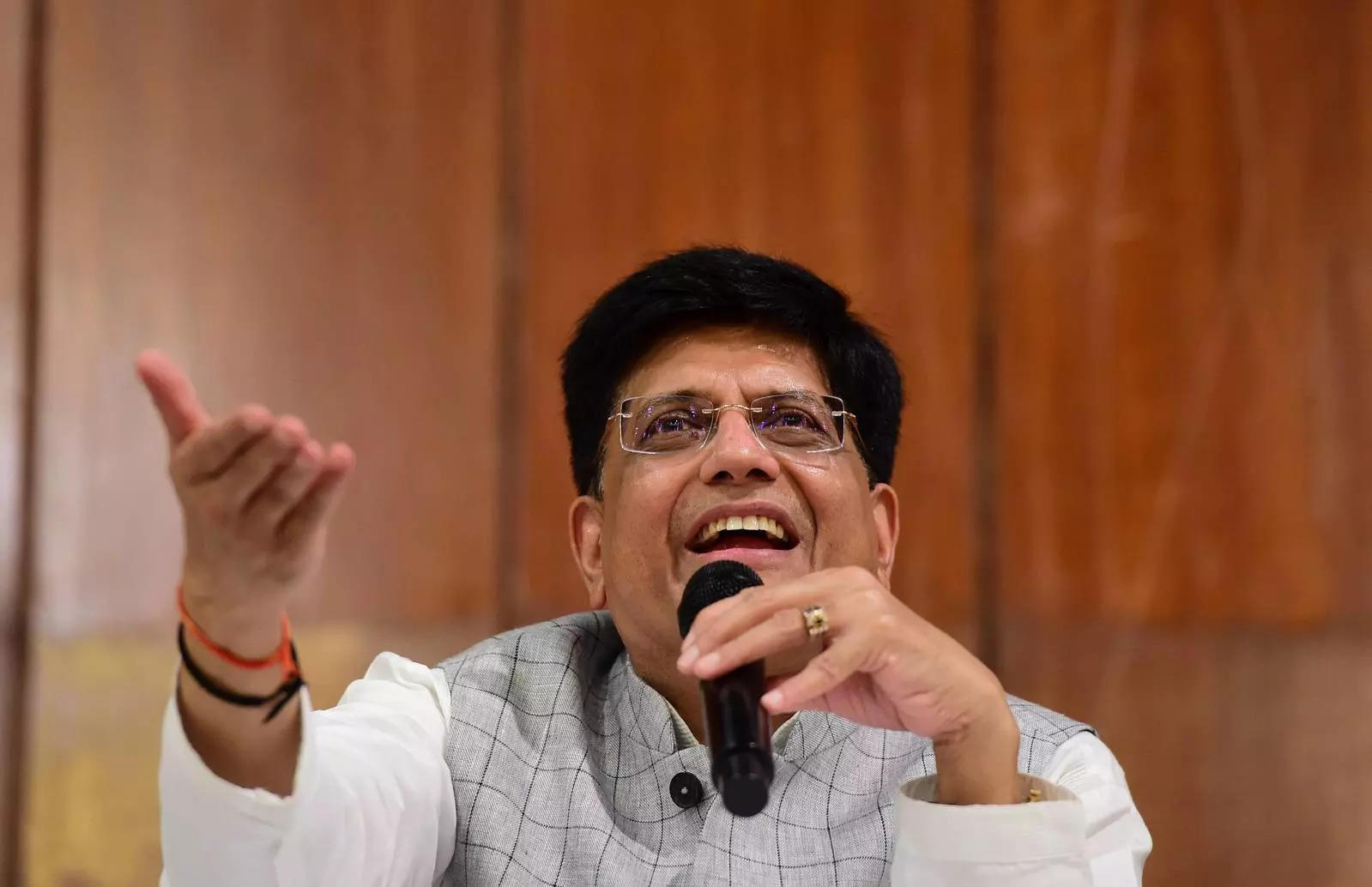 Supply chains for vax manufacturers must be kept open: Piyush Goyal tells USTR
