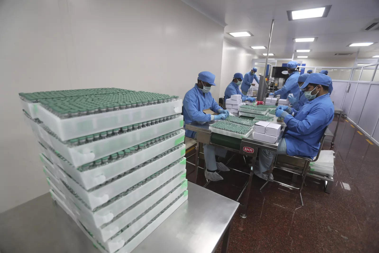 Gujarat govt in talks with Bharat Biotech to ramp up production of Covaxin: DBT
