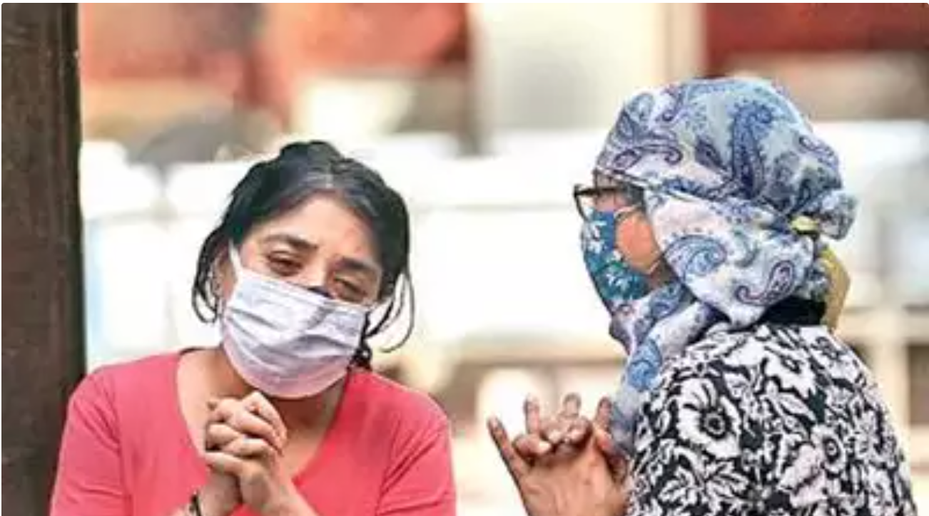 Delhi positivity rate at 10.4%, deaths still high at 262 in last 24 hours