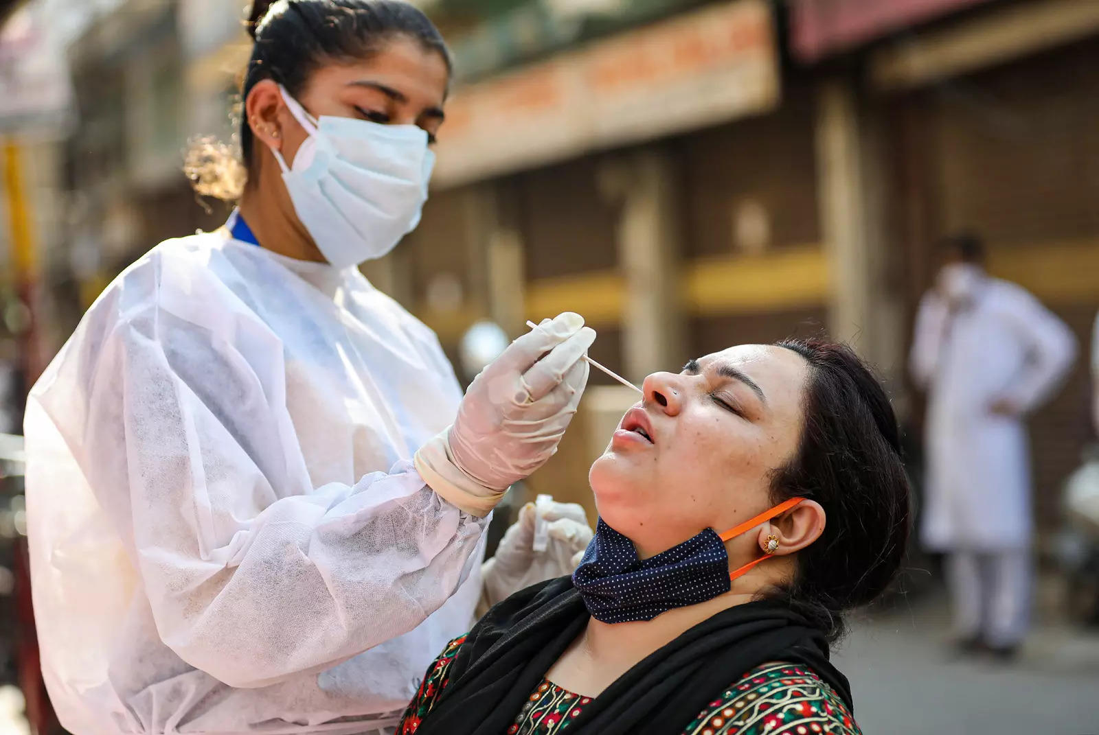 Record 20 lakh coronavirus tests done in India in one day: Health Ministry