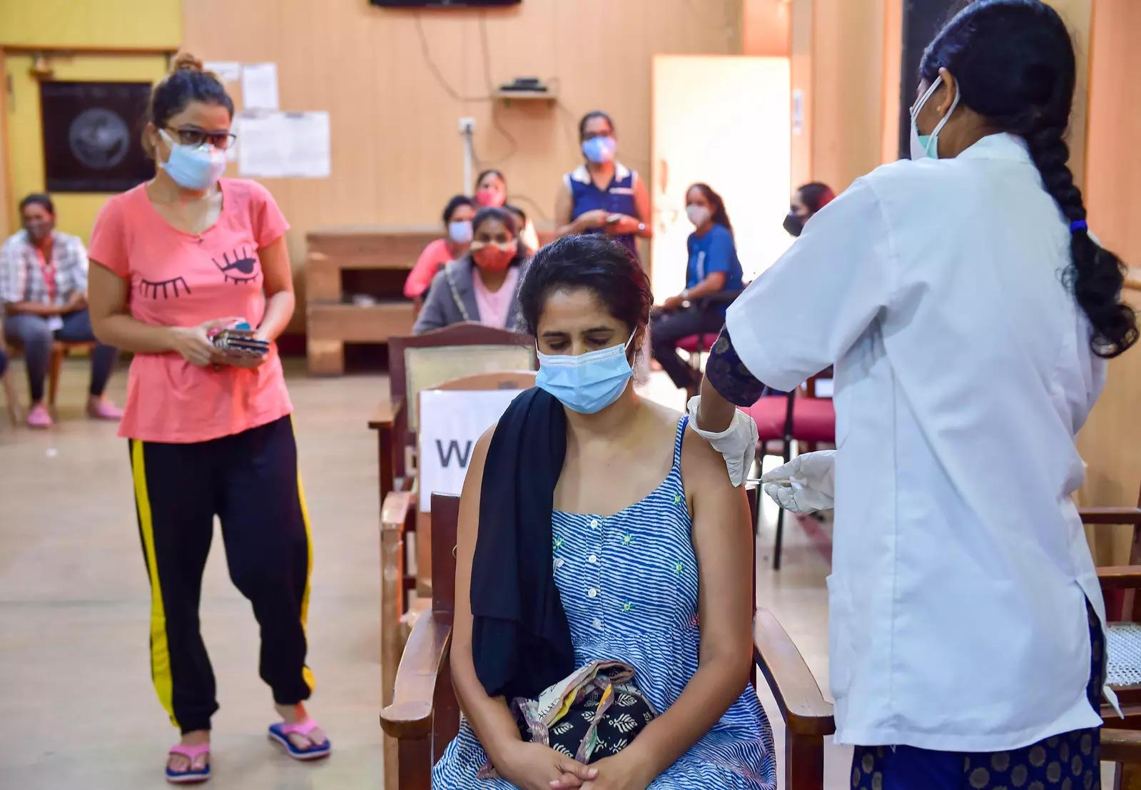 Expedite Covid vaccination drive, says IMA president