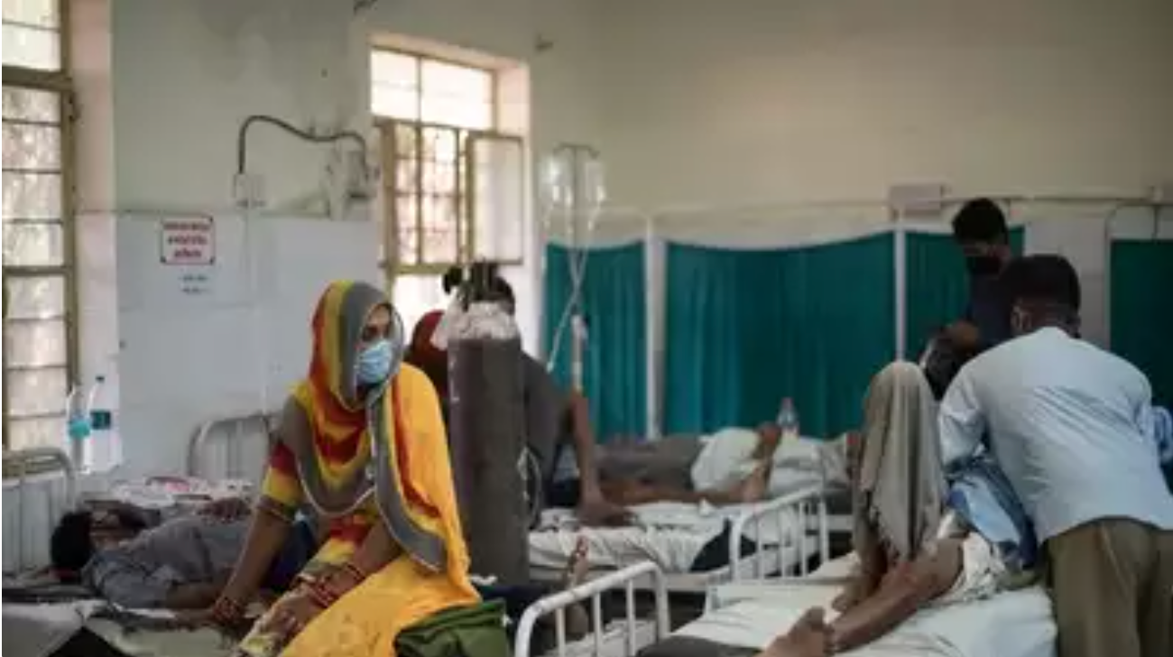 75,000 deaths in May so far; 2nd wave shifts to east India