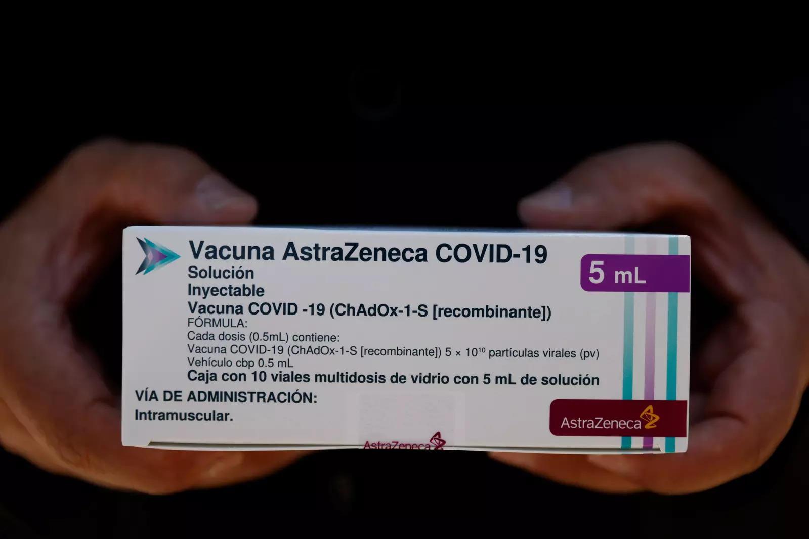 स्पेन 60 साल से कम उम्र के लोगों में दूसरी खुराक के लिए एस्ट्राजेनेका वैक्सीन का निलंबन हटाएगा – ईटी हेल्थवर्ल्ड