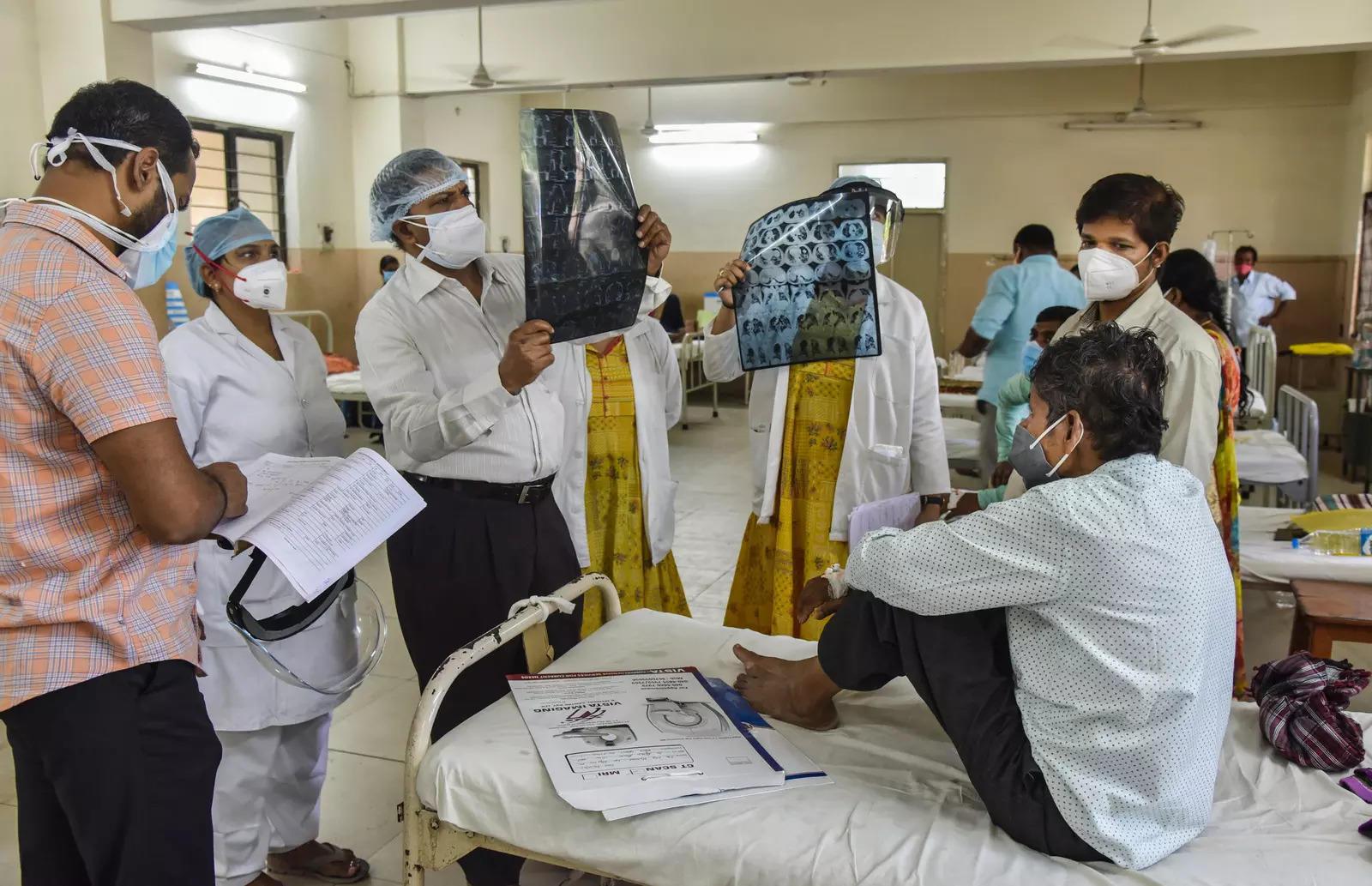 Black fungus: Delhi govt to set up dedicated treatment centres in three hospitals