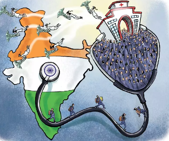 What India's healthcare system needs to effectively battle a likely third wave
