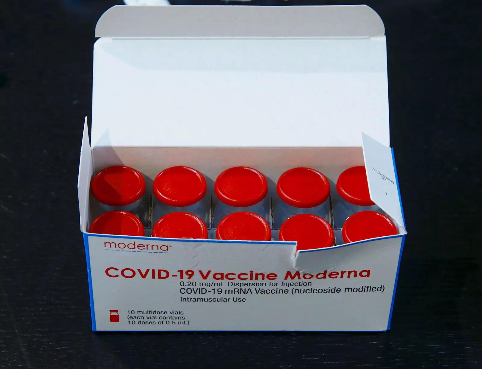 एस.कोरिया ने मॉडर्न के कोविड -19 वैक्सीन को मंजूरी दी – ईटी हेल्थवर्ल्ड