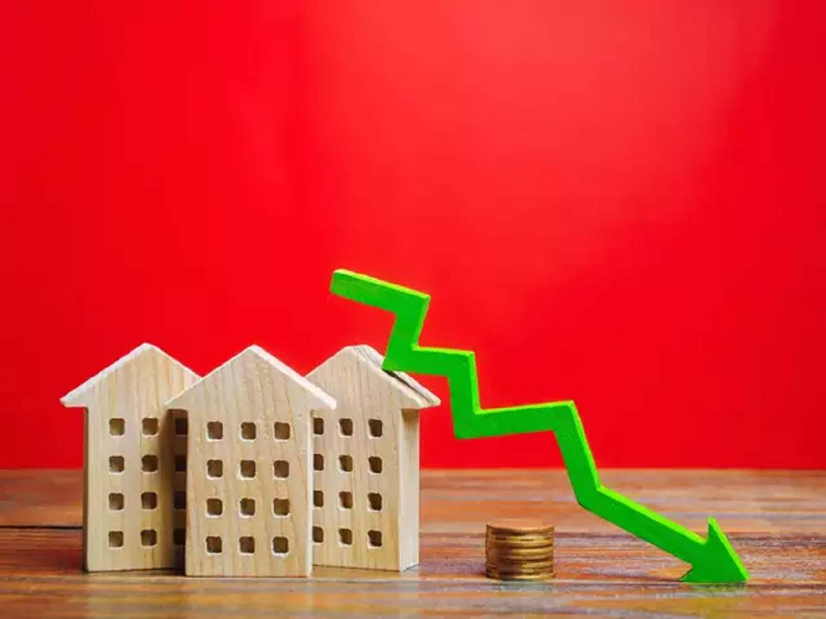 Existing home sales in U.S. dip in April; house prices race to record high – ET RealEstate