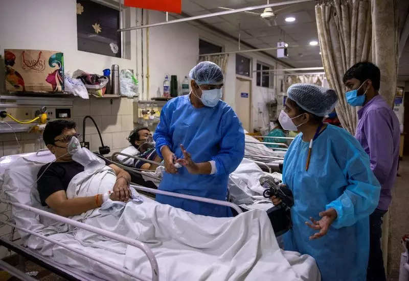 More than 3800 Indians lose their lives to Covid-19 as India reports 2,11,298 fresh cases in the last 24 hours